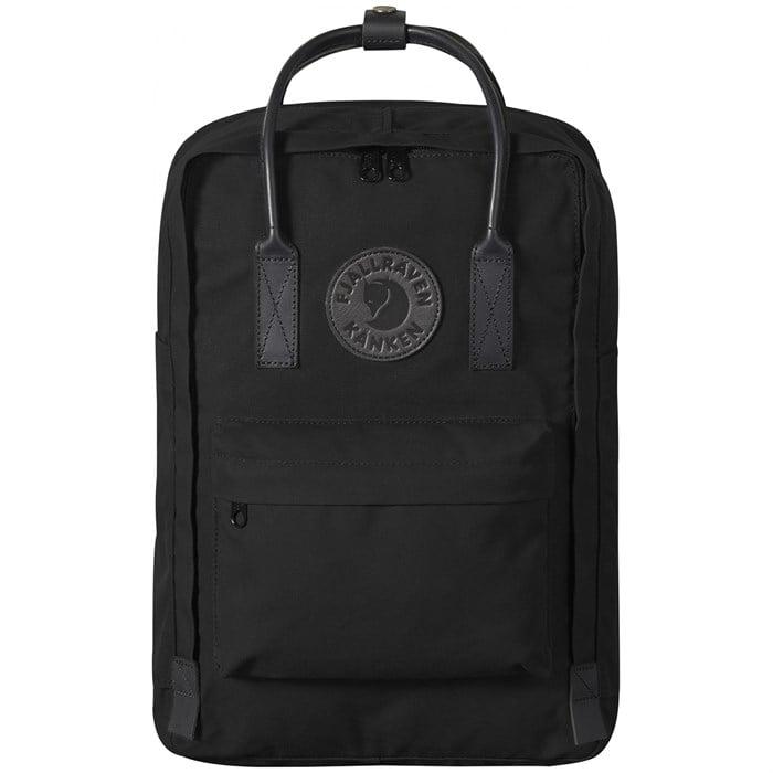 "Fjallraven - Fjällräven Kanken No. 2 Laptop 15"" Black Backpack"