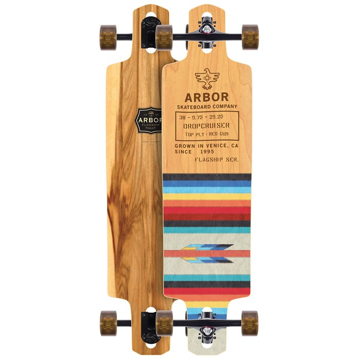 Arbor - Dropcruiser Flagship Longboard Complete