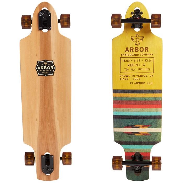 Arbor - Zeppelin Flagship Longboard Complete