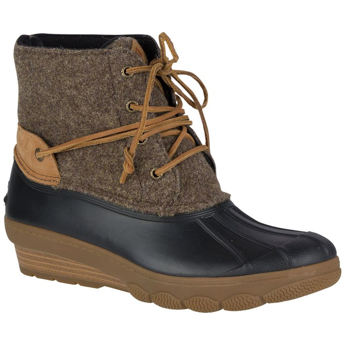 cf1b96b36b1b Sperry Top-Sider - Saltwater Wedge Tide Wool Boots - Women s ...