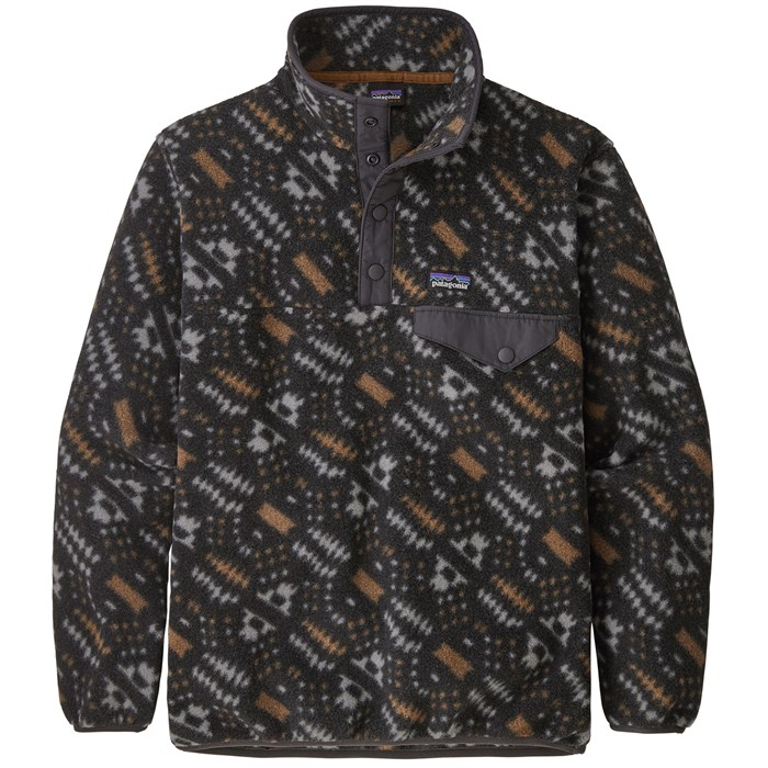 Patagonia - Lightweight Synchilla Snap-T Pullover - Big Boys'