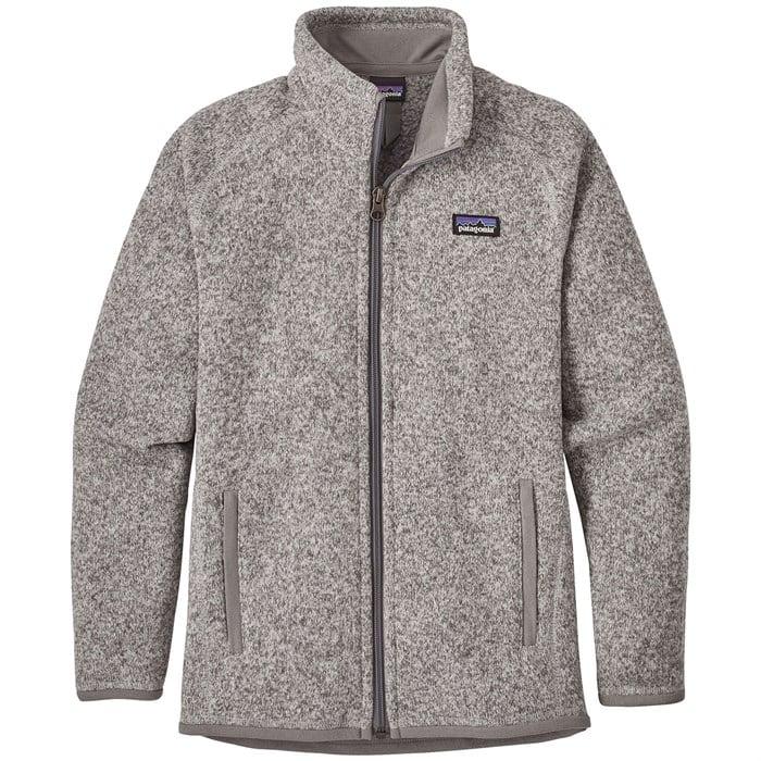 Patagonia - Better Sweater Jacket - Big Girls'