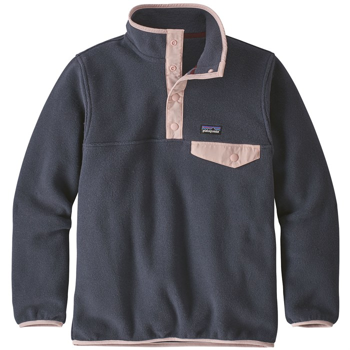 Patagonia - Lightweight Synchilla Snap-T Pullover - Big Girls'
