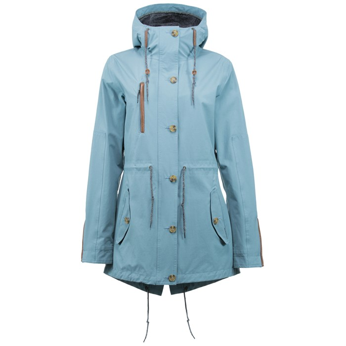 Holden - Fishtail Parka - Women's