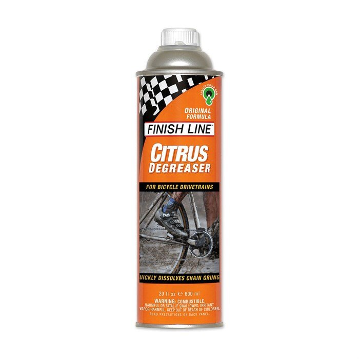 Finish Line - Citrus Bike Degreaser - 20oz Pour Can