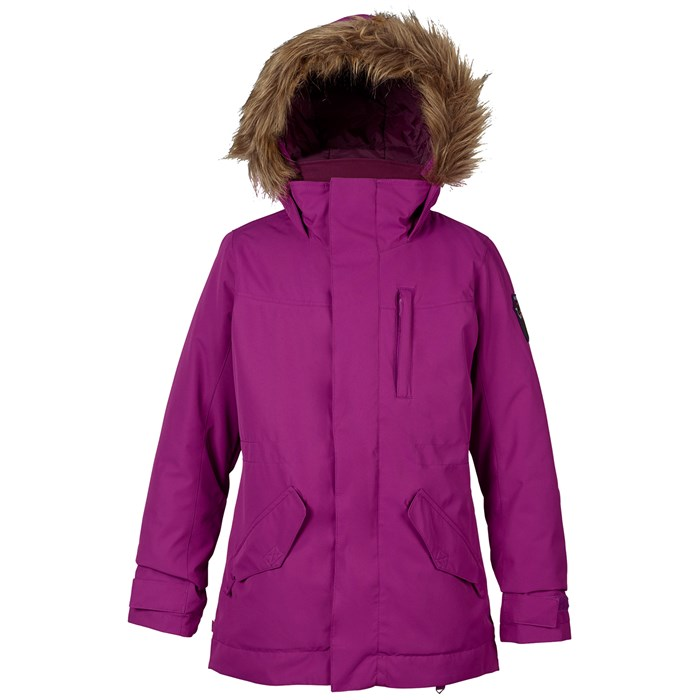 3887b225 Burton - Aubrey Parka Jacket - Big Girls' ...