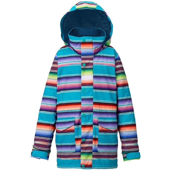 Burton - Elstar Parka Jacket - Big Girls'