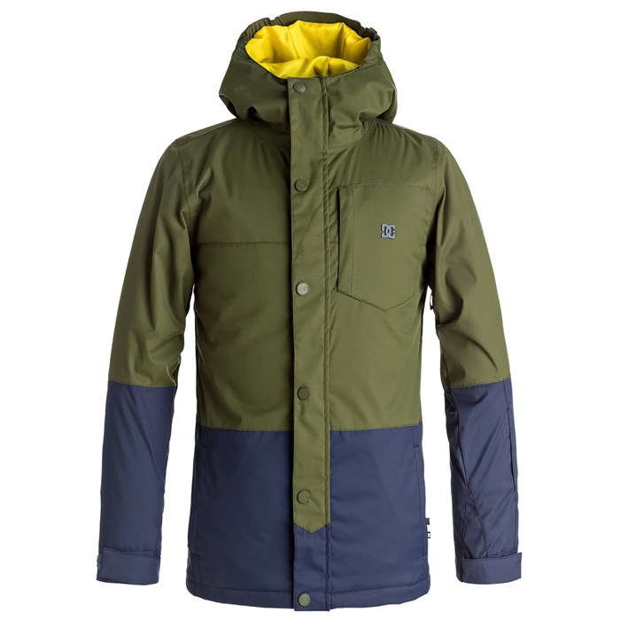 DC - Defy Jacket - Boys'