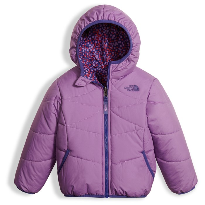 2fdecb230eec The North Face - Reversible Perrito Jacket - Big Girls  ...