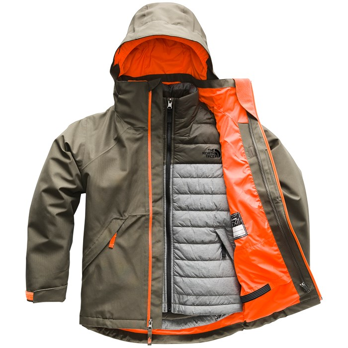 The North Face - Fresh Tracks GORE-TEX Triclimate Jacket - Boys'