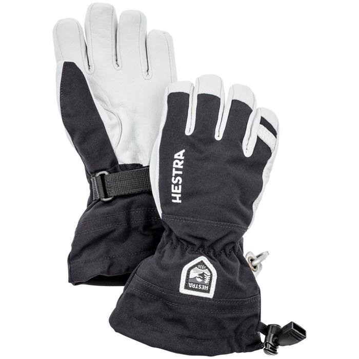 Hestra - Army Leather Heli Ski Jr. Gloves - Big Kids'