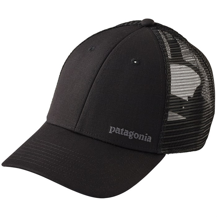 Patagonia - Small Text Logo LoPro Trucker Hat