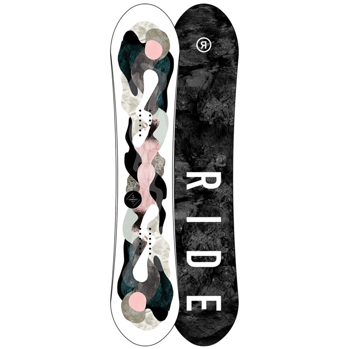 Ride - Compact Snowboard - Women's 2018