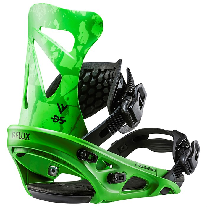 Flux - DS Snowboard Bindings 2018