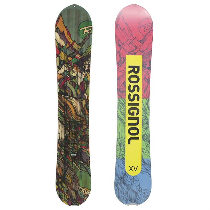 a43e03888 Rossignol - XV Magtek Snowboard 2018 ...