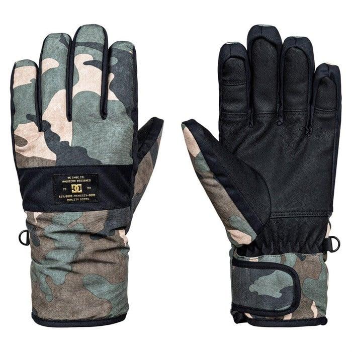 DC - Franchise Gloves