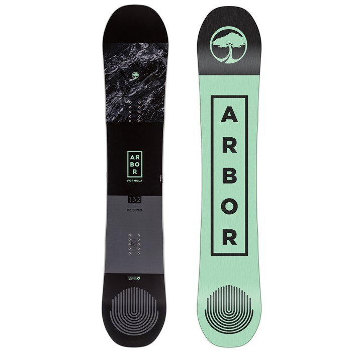 Arbor - Formula Snowboard 2018
