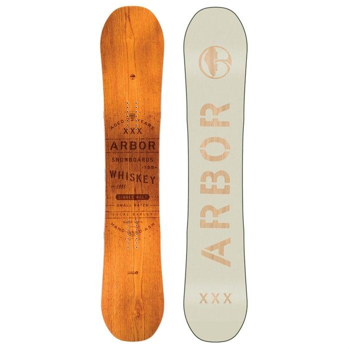 Arbor - Whiskey Snowboard 2020