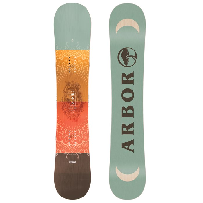 Arbor - Cadence Snowboard - Women's 2018