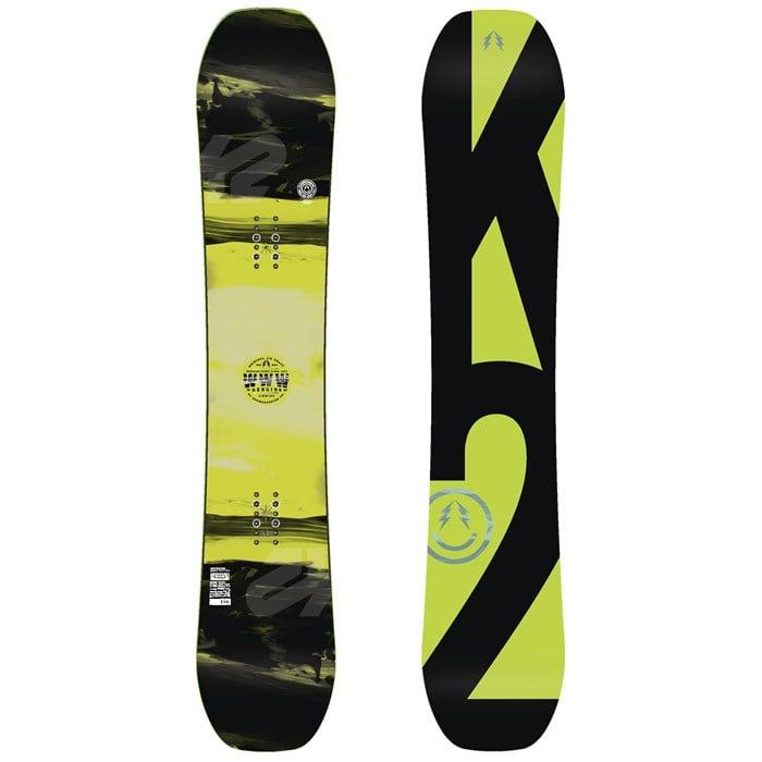 K2 - WWW Snowboard 2018