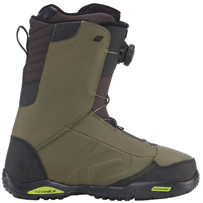 K2 - Ryker Snowboard Boots 2018