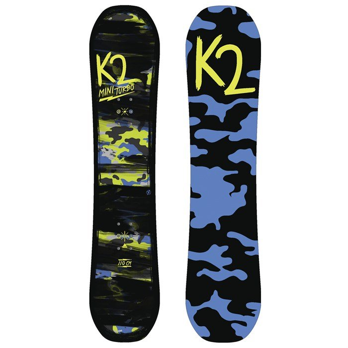 K2 - Mini Turbo Snowboard - Boys' 2019