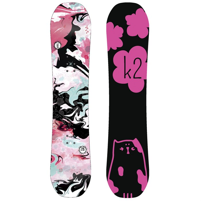 K2 - Lil Kat Snowboard - Girls' 2019