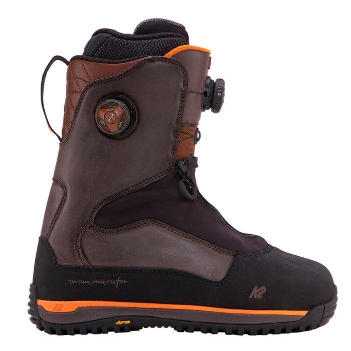 K2 - Taro Tamai Snowsurfer Snowboard Boots 2018