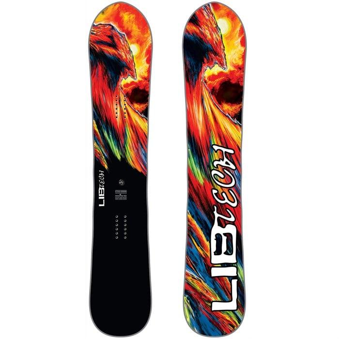 Lib Tech - Attack Banana HP C2E Snowboard 2018