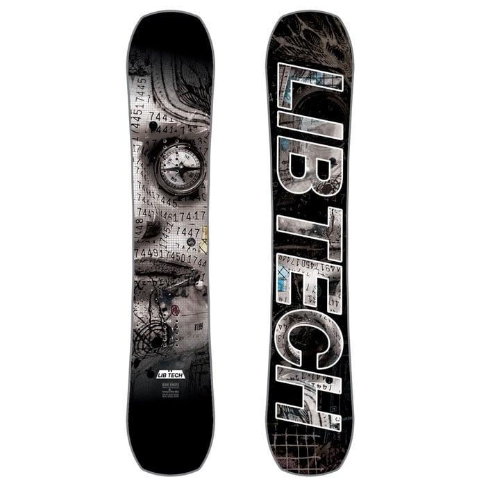 Lib Tech - Box Knife C3 Snowboard 2018