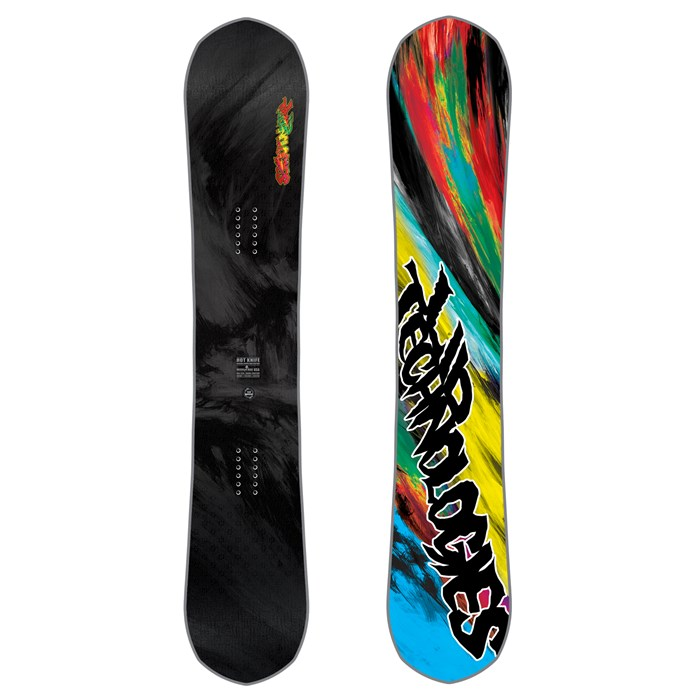 Lib Tech - Hot Knife C3 Snowboard 2018