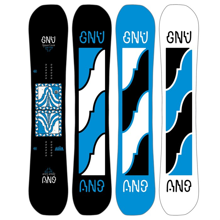 GNU - FB Space Case Asym C2X Snowboard 2018