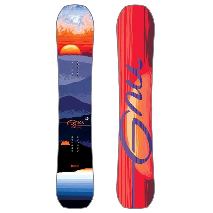 GNU - B-Pro C3 Snowboard - Women's 2018