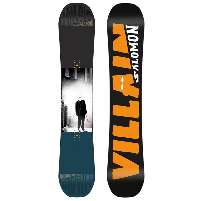 Salomon The Villain Snowboard 2018