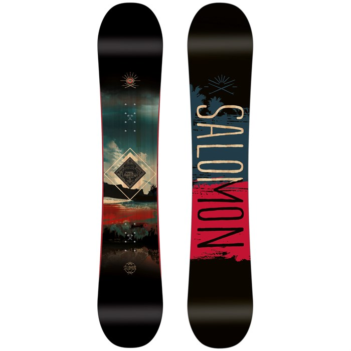 Salomon Pulse Snowboard 2018 Evo
