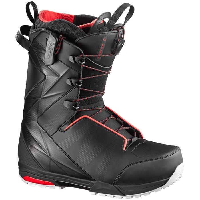 Salomon - Malamute Snowboard Boots 2018 - Used