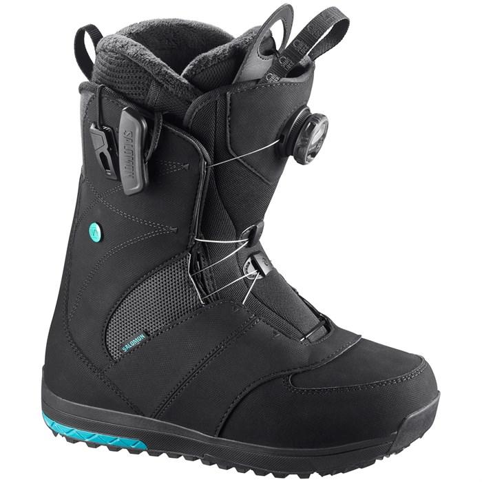 711e42ddd1a Salomon Ivy Boa Snowboard Boots - Women's 2018 | evo