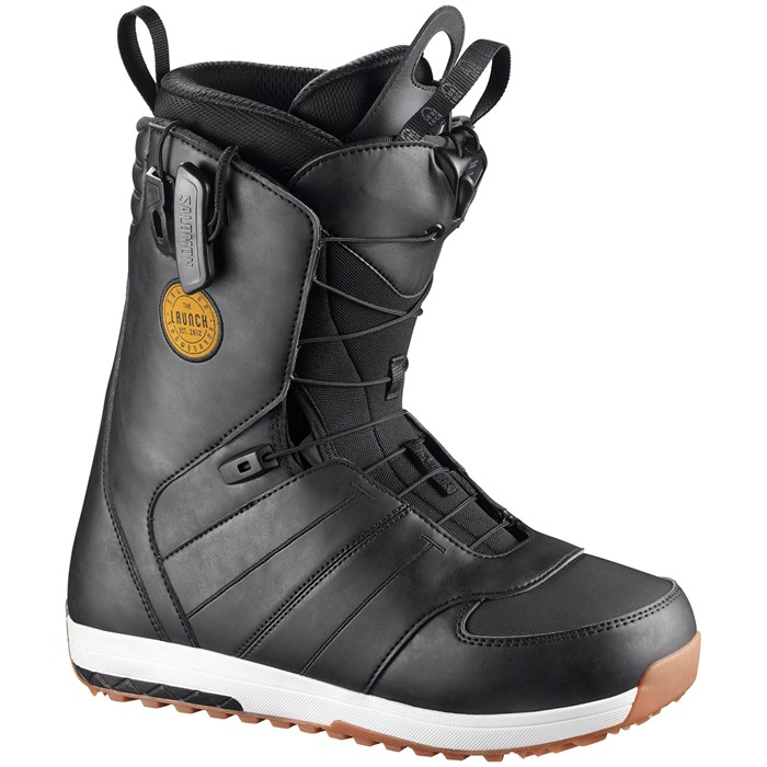 Salomon - Launch Snowboard Boots 2018 - Used