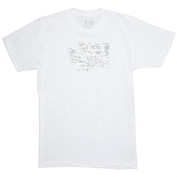 Casual Industrees - WA Brah Digi Camo Snow T-Shirt
