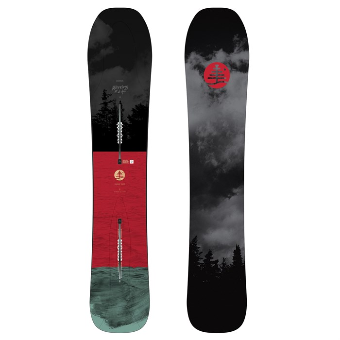 b4d6633bc Burton Family Tree Working Stiff Snowboard 2018 | evo