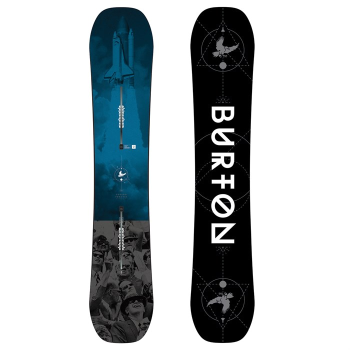Burton - Process Flying V Snowboard 2018