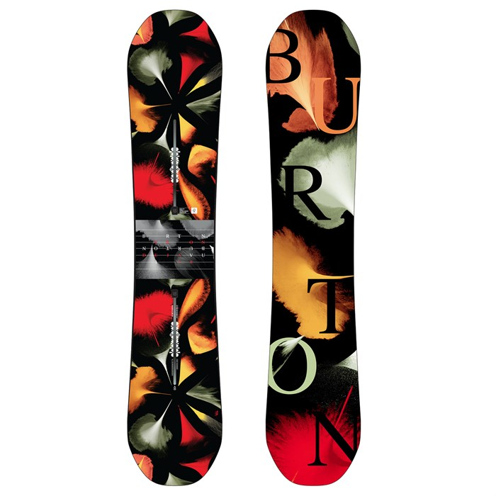 Burton - Deja Vu Flying V Snowboard - Women's 2018