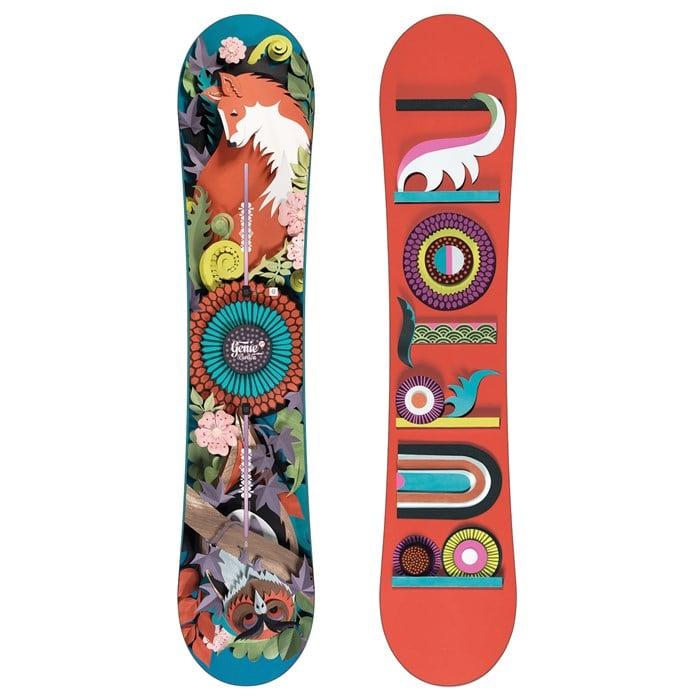 1dcb3d5fac Burton - Genie Snowboard - Women s 2018 ...