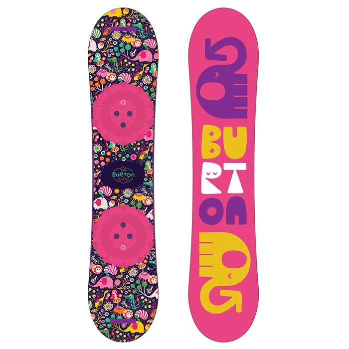 Burton - Chicklet Snowboard - Girls' 2019