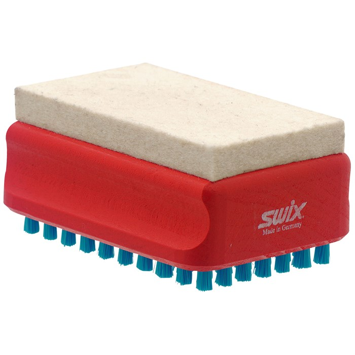 SWIX - Combi F4 Felt/Nylon Small Brush