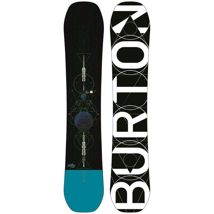 Burton - Custom Snowboard 2018