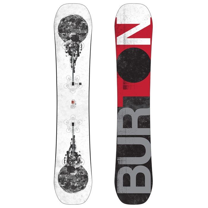 Burton - Process Off-Axis Snowboard 2018 - Used