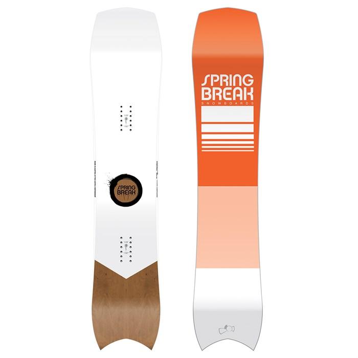 CAPiTA - Spring Break Powder Snowboard 2018