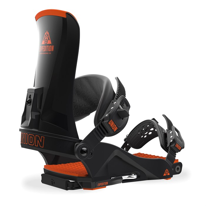 Union - Expedition Snowboard Bindings 2018