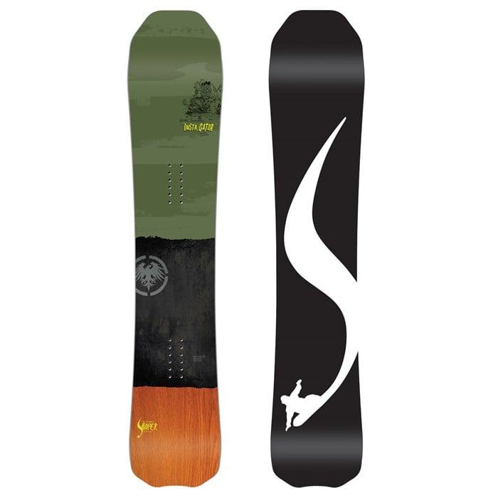 Never Summer - Insta/Gator Snowboard 2018